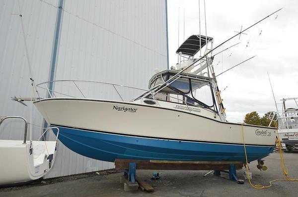 Used Carolina Classic 28 Express Cruiser Boat For Sale