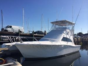 Used Luhrs 36 Convertible Sports Fishing Boat For Sale
