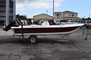 Used Carolina Skiff JVX20CC Saltwater Fishing Boat For Sale