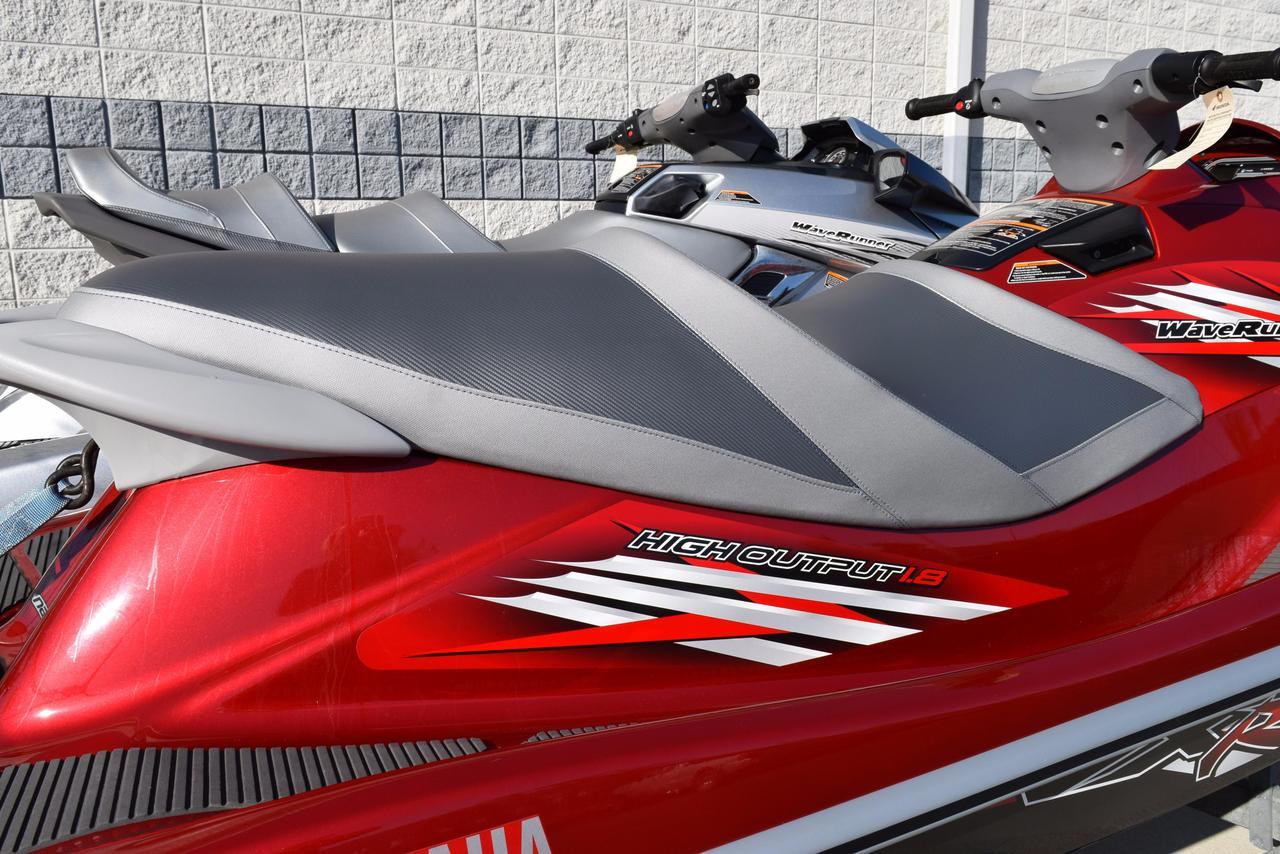 2012 used yamaha waverunner vxr personal watercraft for for Yamaha waverunner covers sale