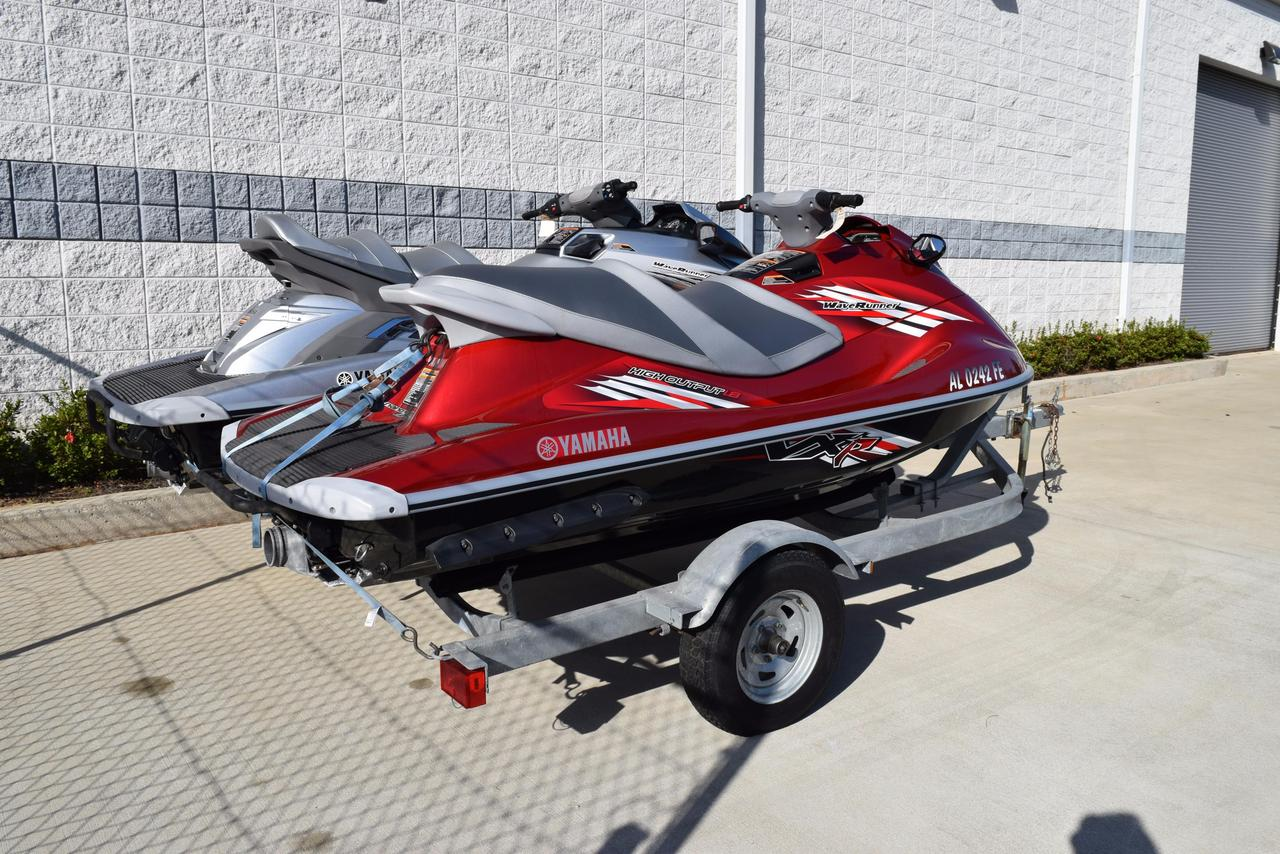 2012 used yamaha waverunner vxr personal watercraft for sale gulf shores al