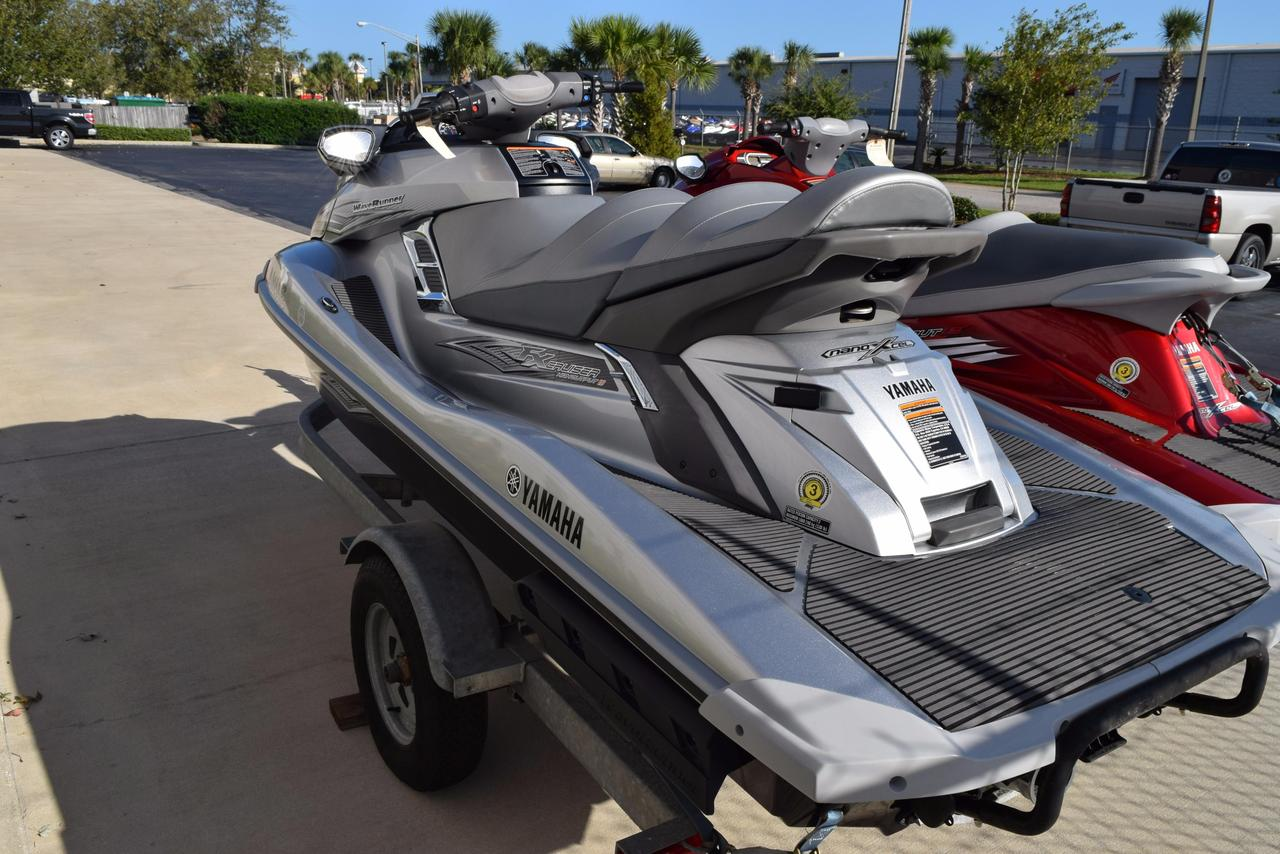 2012 used yamaha waverunner fx cruiser ho personal for 2012 yamaha waverunner