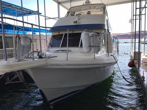 Used Chris Craft yacht homeyacht home Cruiser Boat For Sale