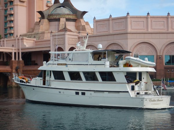 Used Hatteras CPMY Cruiser Boat For Sale
