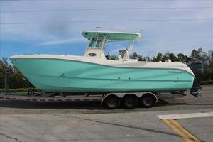New World Cat 32CC Power Catamaran Boat For Sale