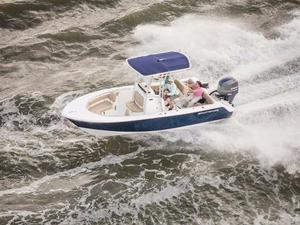 New Sportsman Heritage 211 Center Console Fishing Boat For Sale