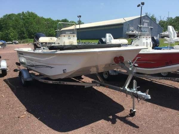 New Carolina Skiff 178 DLX Skiff Boat For Sale