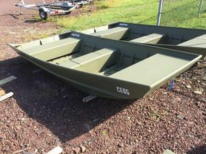 New Crestliner 1448 CR Jon Boat For Sale