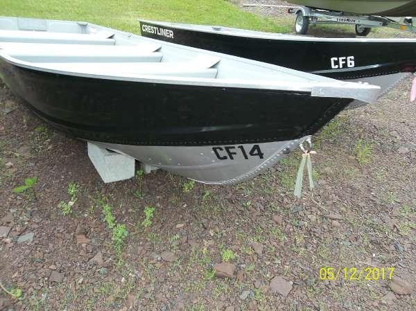 New Crestliner CRV 1457 Freshwater Fishing Boat For Sale