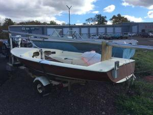 Used Charger 15 B and T Antique and Classic Boat For Sale