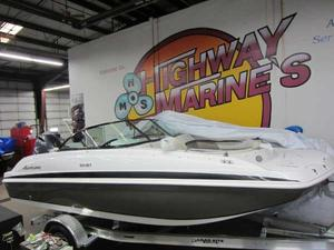 New Hurricane Boats SD 187 OBSD 187 OB Deck Boat For Sale