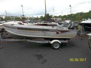 Used Smoker Craft 14 Big Fisherman Aft Cabin Boat For Sale