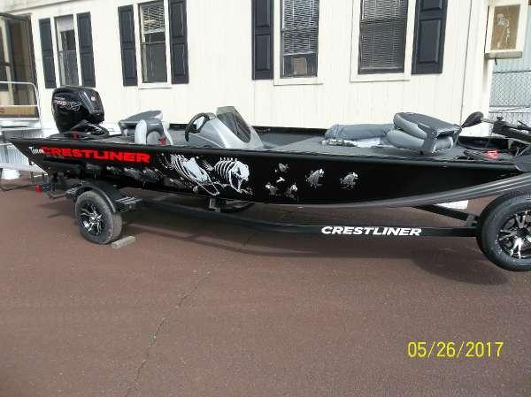 New Crestliner VT 19 Aft Cabin Boat For Sale