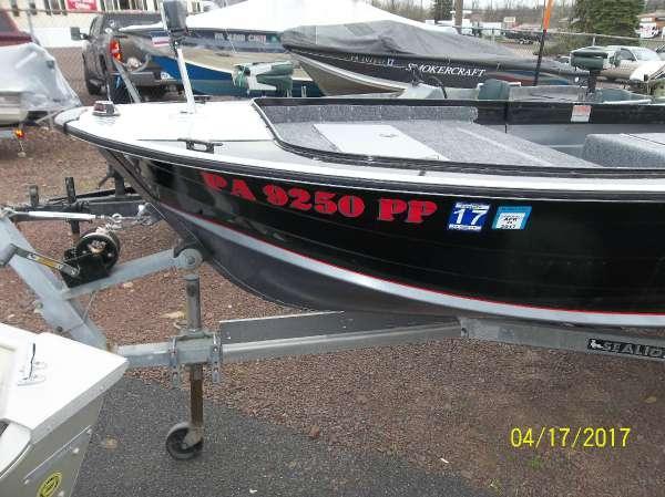 Used Starcraft Marine 16' starcraft Aft Cabin Boat For Sale