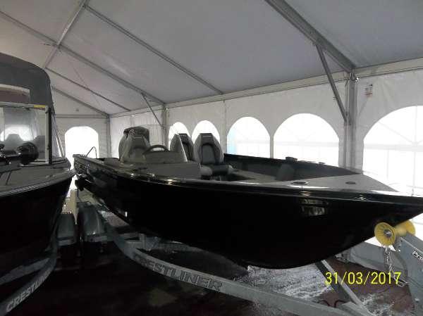 New Crestliner 1750 Fish Hawk SC Freshwater Fishing Boat For Sale