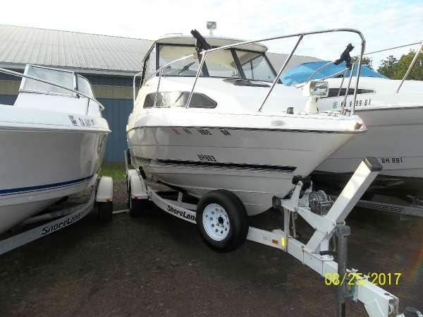Used Bayliner 2252 Cierra Express Aft Cabin Boat For Sale
