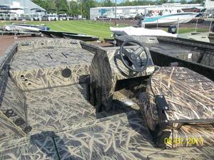 New Crestliner 1650 Retriever SC Jon Boat For Sale