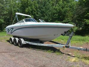 Used Powerquest 257257 Bowrider Boat For Sale