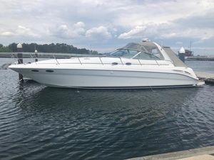 Used Sea Ray 41' EXPRESS CRUISER41' EXPRESS CRUISER Motor Yacht For Sale