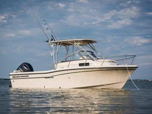 New Grady-White Adventure 208 Walkaround Fishing Boat For Sale