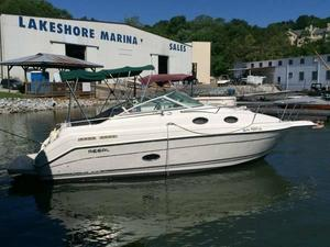 Used Regal Commodore 258 Express Cruiser Boat For Sale