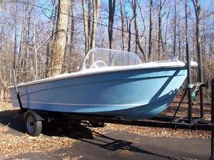 Used Nautique MustangMustang Walkaround Fishing Boat For Sale