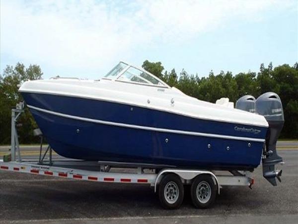 New Carolina Cat DECK BOATS 23 Sport Deck Boat For Sale