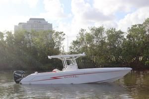 Used Donzi 35 ZF Open Saltwater Fishing Boat For Sale