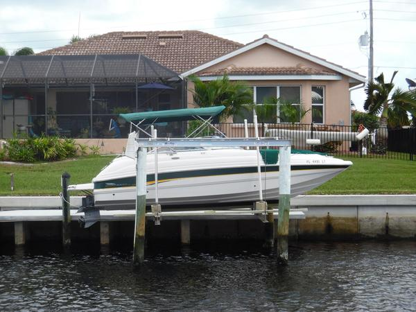 Used Chaparral 233 Sunesta Cruiser Boat For Sale