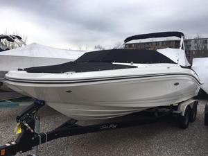 New Sea Ray SPX 210SPX 210 Bowrider Boat For Sale