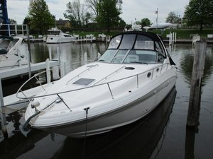 Used Sea Ray 320 Sundacer Cruiser Boat For Sale