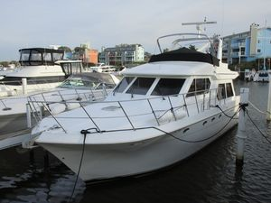 Used Navigator 4800 Classic Pilot House4800 Classic Pilot House Pilothouse Boat For Sale