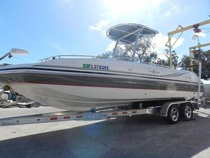 Used Hurricane 231 OB Deck Boat For Sale