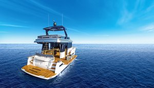 New Okean Yachts Fb Motor Yacht Flybridge Boat For Sale