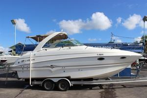 Used Larson Cabrio 274 Cruiser Boat For Sale