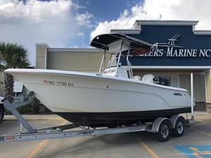 Used Sea Fox 216 Center Console Fishing Boat For Sale