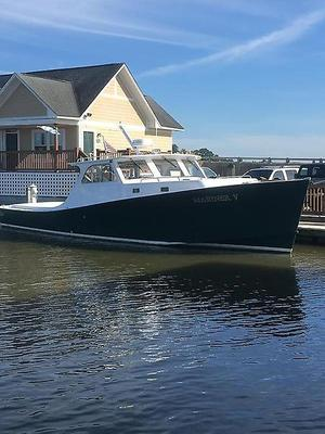Used Mariner Chesapeake Deadrise Bay Boat For Sale