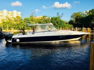 Used Intrepid 377 Cuddy Center Console Fishing Boat For Sale