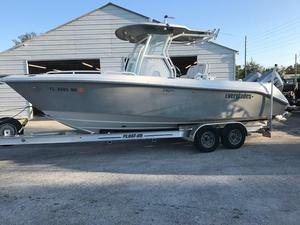 Used Everglades 240CC Center Console Fishing Boat For Sale