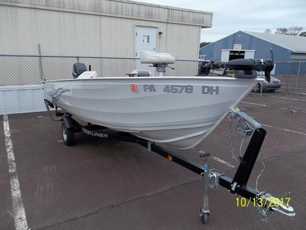 Used Crestliner Kodiak 16 Freshwater Fishing Boat For Sale