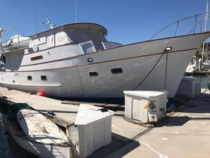 Used Grand Banks Alaskan Trawler Boat For Sale