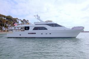 Used Queenship 70 Pilothouse Motoryacht Pilothouse Boat For Sale