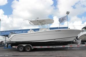 Used Robalo R300 Center Console Sports Fishing Boat For Sale
