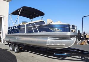 Used Silver Wave 220 Island Pontoon Boat For Sale
