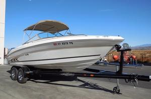 Used Sea Ray 210 Bowrider Boat For Sale