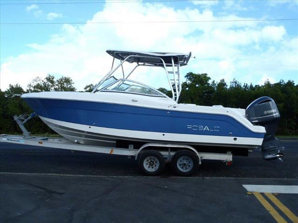 New Robalo Dual Consoles R247 Dual Console Boat For Sale