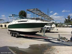 Used Chaparral Signature 27 Express Cruiser Boat For Sale