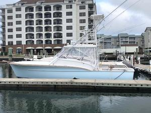 Used Jarrett Bay Express Cruiser Boat For Sale