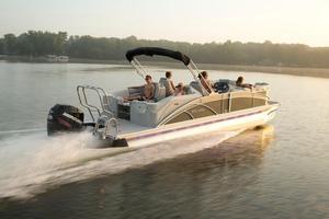 New Sylvan S-5 FLEX Pontoon Boat For Sale