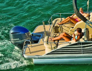 New Bennington Marine 2550 RSR Pontoon Boat For Sale